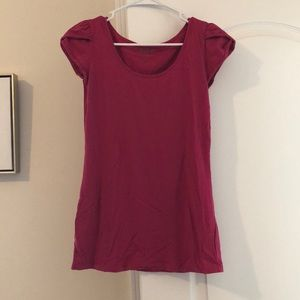 EUC Pink Lilly Pulitzer Tee